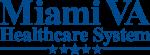 Miami VA Healthcare System logo Pantone Blue